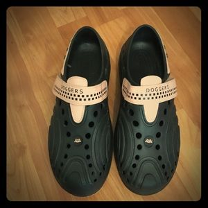 Doggers water shoes, ladies size 7